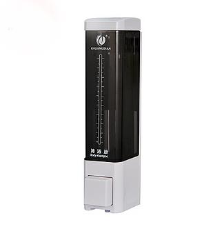 手动皂液器系列 1011A(白色)200ml单头皂液器 卫生