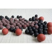 进口无合模线橡胶球 食品级医疗级实心橡胶球 线径12.7mm