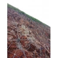 山坡镀锌铁丝防护网