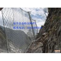 柔性被动边坡防护网