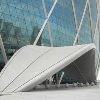 弧形铝单板外墙
