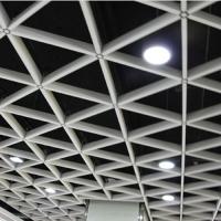 广东三角铝格栅厂家