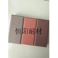 恒阳耐火材料厂现货红色陶土烧结砖园林景观砖