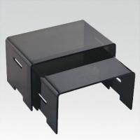 亞克力凳子 桌子 黑色亞克力凳子 水晶凳子