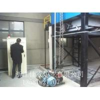 浙江佳威供应75kw井式渗碳炉