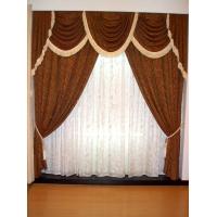 欧式小幔窗帘
