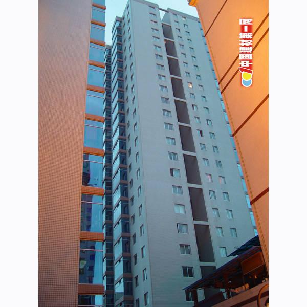 高层建筑-020|多功能万变玻璃百叶透气窗