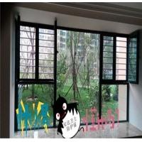 可拆卸金钢网防盗窗