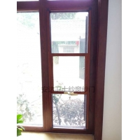 三推式金钢网防盗窗,防盗防护防蚊虫