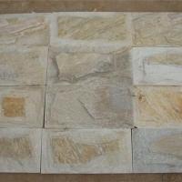 外墙蘑菇石黄木纹蘑菇石外墙砖