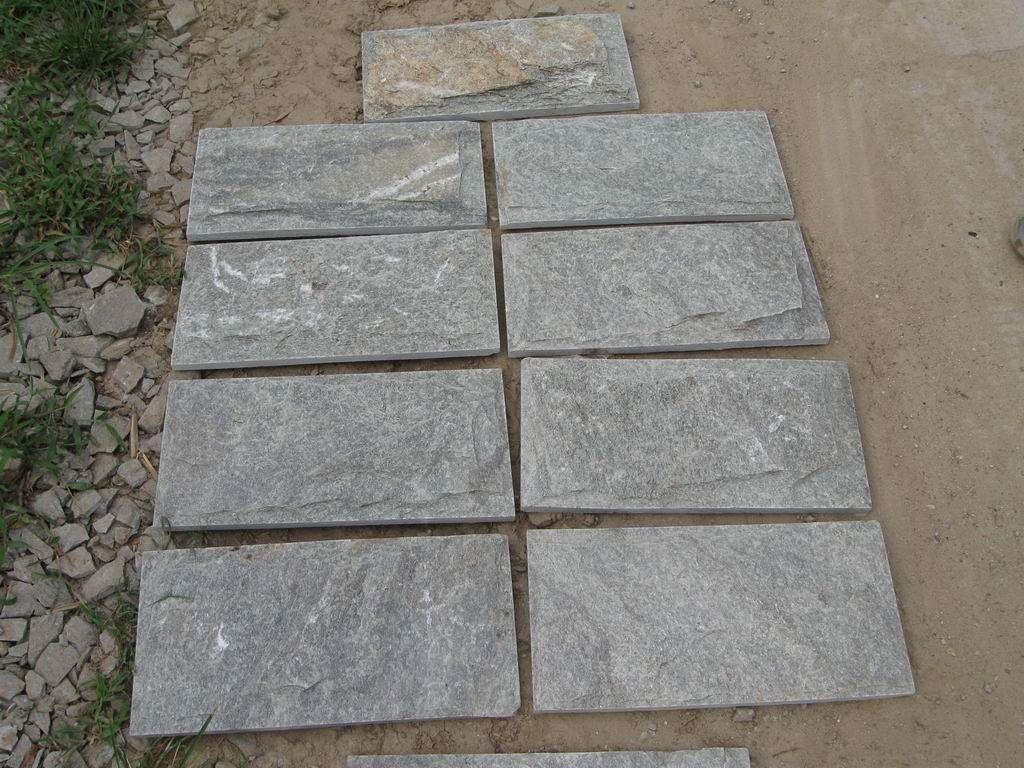 青灰色蘑菇石图片|灰色蘑菇石厂家 灰色文化石厂家