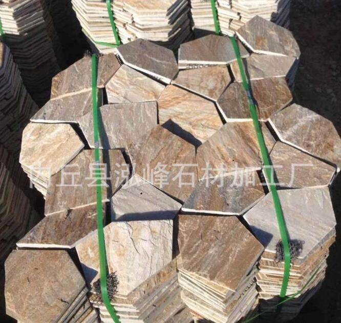 天然文化石黄木纹文化石自然面文化石厂家直销大量批发