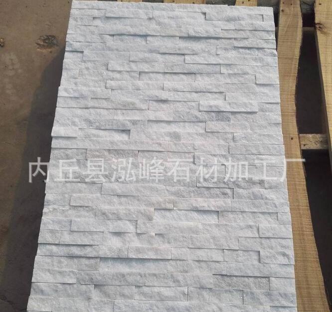 厂家白石英文化石 白色文化石 文化石的图片