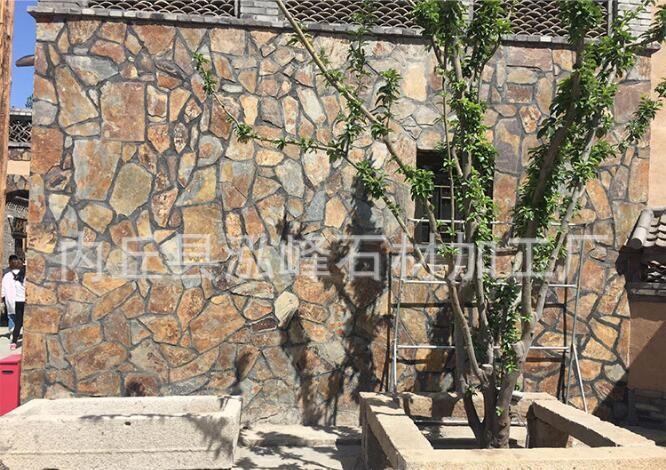 乱型石 各种乱型石 多种颜色乱型石 铺地石无规则乱石板