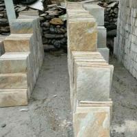 厂家供应河北文化石粉石英文化石外墙砖