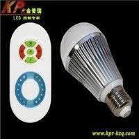 遥控调色温LED球泡灯系统