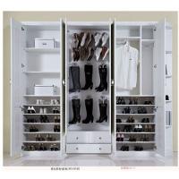 豪派橱柜-模压鞋柜