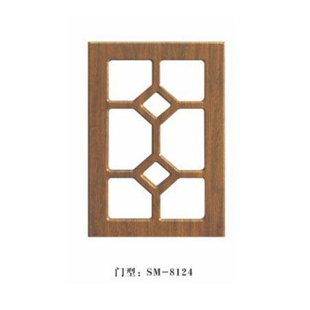 豪派橱柜-实木橱柜门