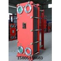 锅炉采暖小区地热供暖用304不锈钢板式热交换器