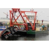 绞吸船 绞吸船价格  生产绞吸船  绞吸式抽沙船 绞吸式挖泥