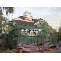 南京别墅节能改造外墙保温防水