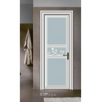 西安美家门业硅镁合金平开门卫生间门铝合金门玻璃门美家门窗