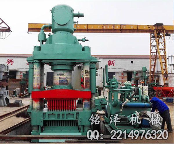 大吨位铁屑压块机技术一流现货供应