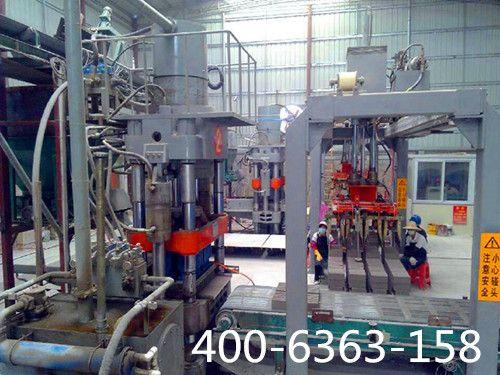蒸压砖机应用广泛科技含量高
