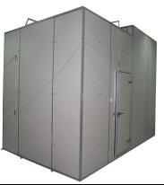 BHR建筑幕墙门窗保温性能检测设备
