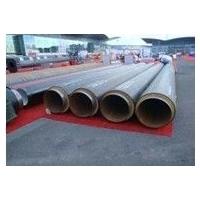 厂家直供聚氨酯发泡保温钢管(供暖用)价格