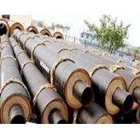 硅酸钙聚氨酯复合蒸汽直埋钢套钢保温钢管