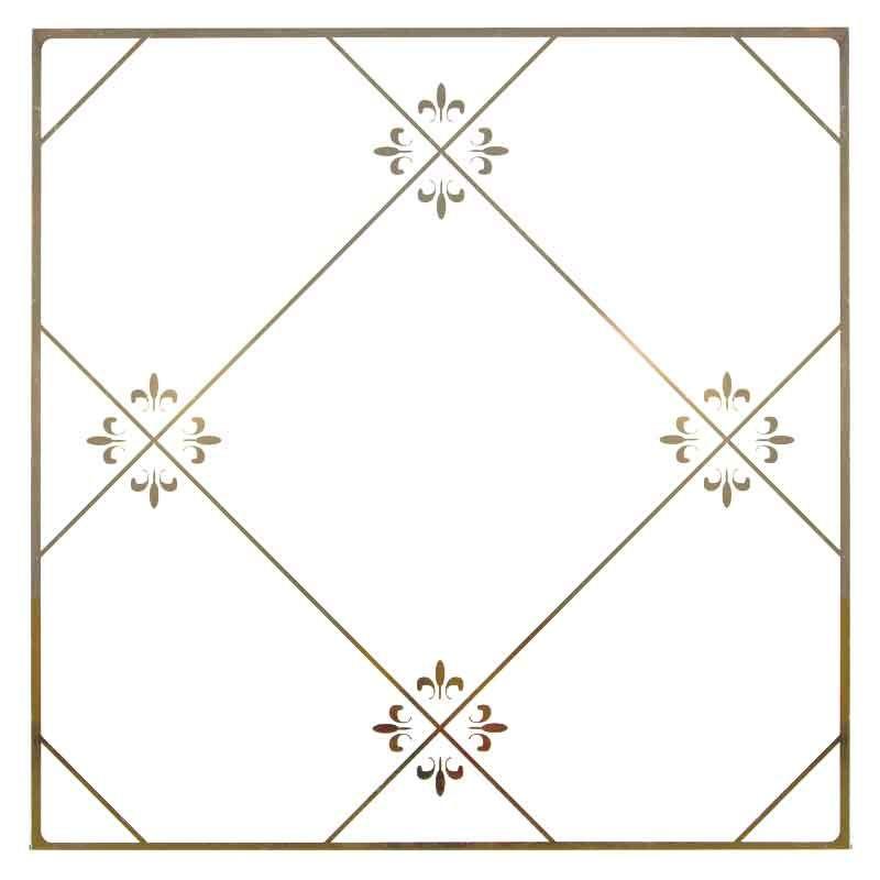菱形边框png