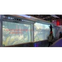 世博室外广告美国3G调光膜调光玻璃调光投影幕墙