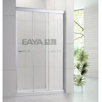 批发供应简易淋浴房,浴室隔断,浴室门,一字型淋浴房