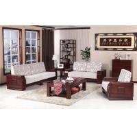木言木语中式组合实木沙发665#黄菠萝药木实木家具
