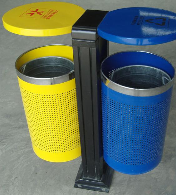 永顺利直销户外钢制垃圾桶