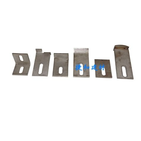 石材干挂件价格1.5元广东不锈钢大理石挂件