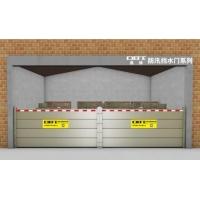 仓库、机房、门店、地下室暴雨防汛挡水门