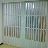 陕西瑰宝PVC豪华折叠门006型迷你折叠门
