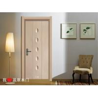 河南盈康韩式竹木套装门yk604