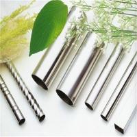 高铜料可折弯可扩口家具用不锈钢焊管