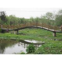 南京美广明楼梯-木业—木桥