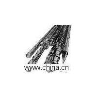 上海金纬化纤挤出机螺杆