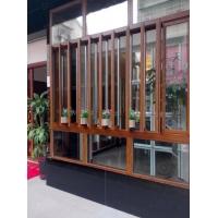 適用家庭學校酒店的安全防護窗戶