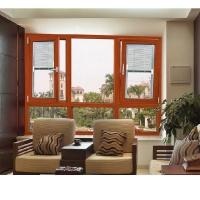 上海易慎铝合金门窗 平开窗 阳台隔音窗