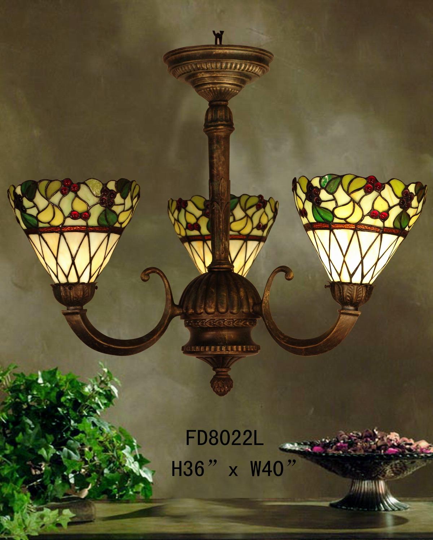 供应蒂凡尼tiffany吊灯,家庭装饰用灯,欧式 照明灯具; 欧美格灯具