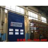 镇江  丹阳厂房快速门、快速堆积门、抗风堆积门供应