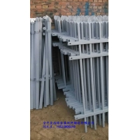 小区锌钢组装喷塑栅栏