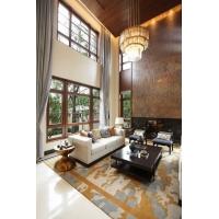 华兴115系列铝包木窗纱一体窗 节能保温 隔热防盗