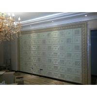 火热背景专用材料 3d立体树脂背景  适合所有场所 3d瓷砖